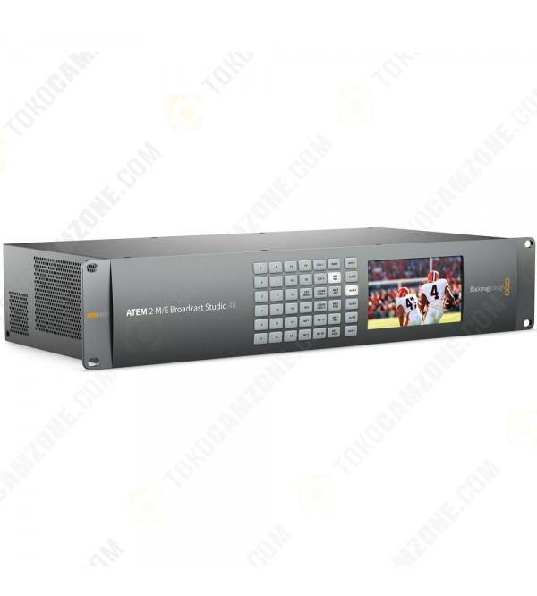 Blackmagic Design Atem 4 M E Broadcast Studio 4k