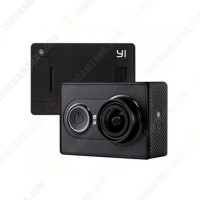 Xiaomi Yi Action Camera - International Edition (Black) + Waterproof Housing