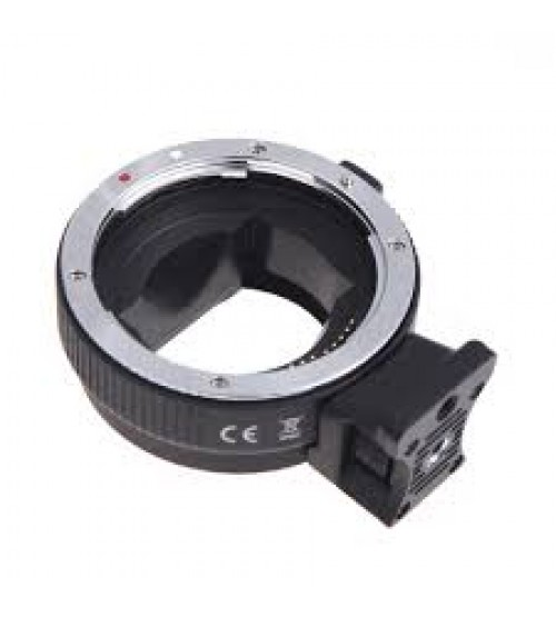 Commlite EF Mount Lens to E-Mount Camera Adapter EF/EFS lens-Sony NEX Alpha A7/A72/A7R/A7S