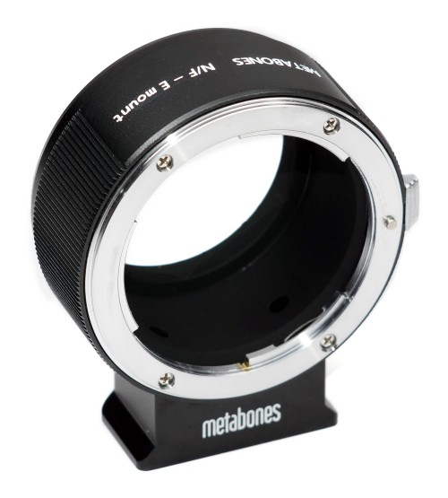 Metabones Nikon F to NEX II
