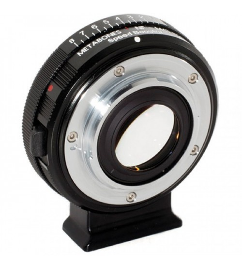 Metabones Nikon G Lens to Micro Four Thirds Speed Booster