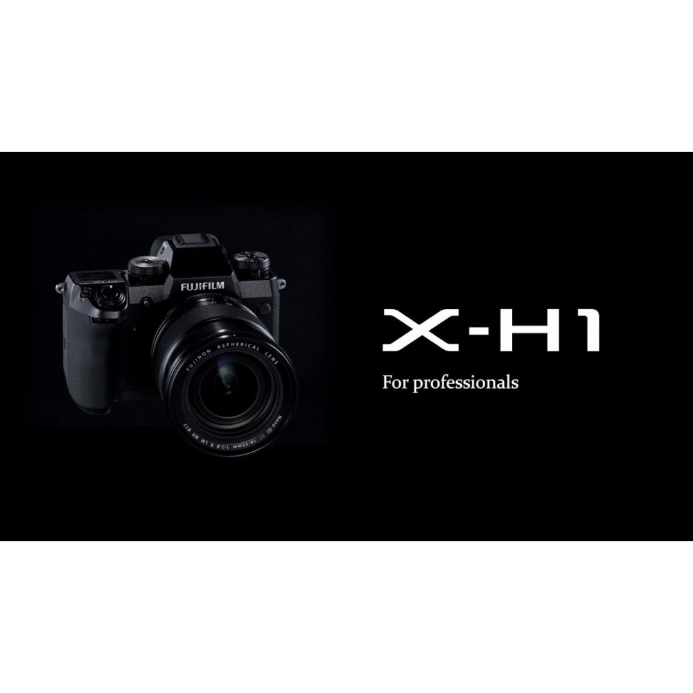 Fujifilm X-H1 Pendatang Baru Dengan Fitur Canggih Untuk Fotografer dan Cinematografer