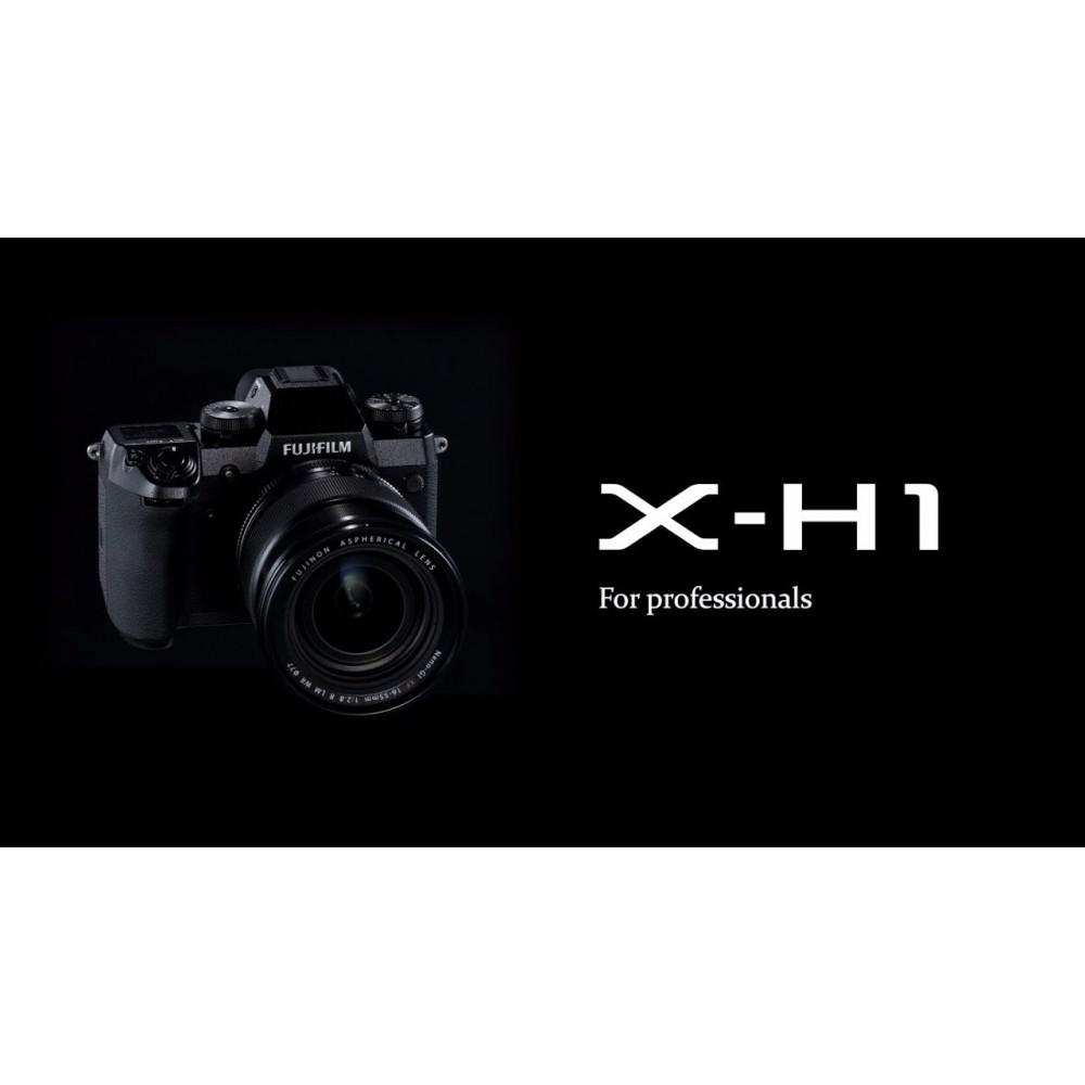 Fujifilm X-H1 Pendatang Baru Dengan Fitur Canggih Untuk Fotografer dan Cinematografer
