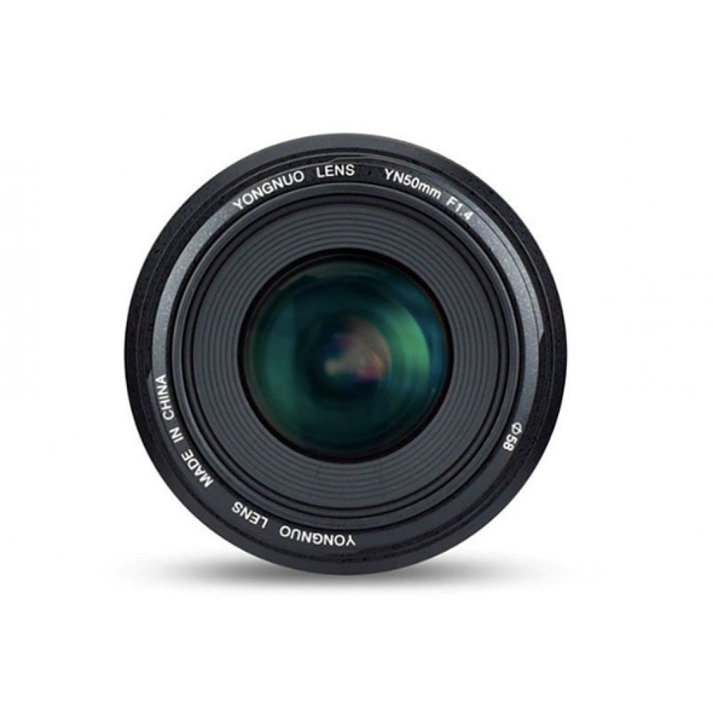 The New Yongnuo YN 50mm F1.4 II