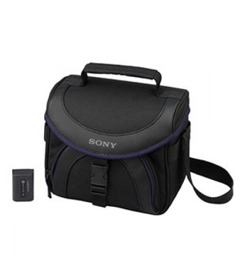 Sony ACC-FV50B Camcorder Accessory Kit (Bag + NP-FV50 Battery)