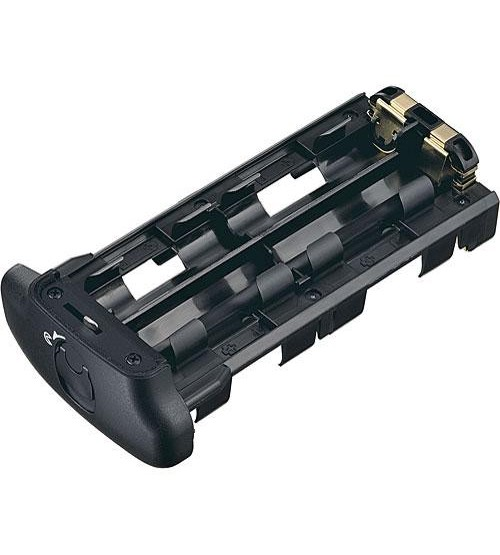 Nikon MS-D10 & AA & Battery Holder for the MB-D10