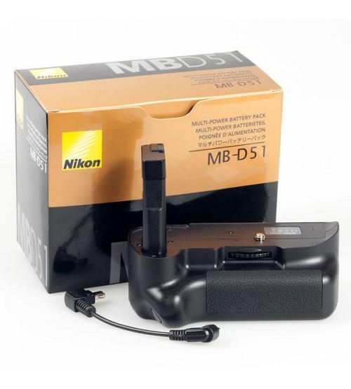 Nikon Battery Grip MB-D51 for D5100