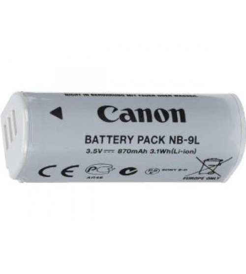 Canon Battery NB-9L for 1000HS / PS N / IXUS 510 / 500
