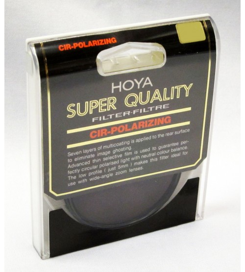Hoya CPL Super Quality 72mm