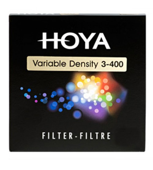 Hoya Variable Density 3-400 77mm