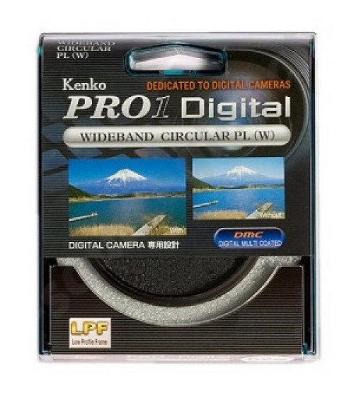 Kenko Pro1 Digital Wideband Circular PL (W) 72mm CLEARANCE SALE..!!