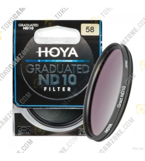 Hoya Graduated ND10 58mm