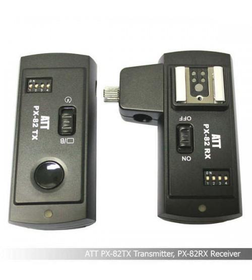 ATT Extra Receiver PX-82 RX For Nikon