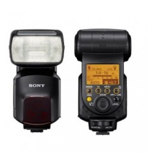 Sony Flash HVL-F60M for Sony Alpha DSLR Camera, NEX-6, R Series, H Series, AVCHD