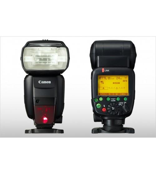 Canon Speedlite Flash 600EX-RT