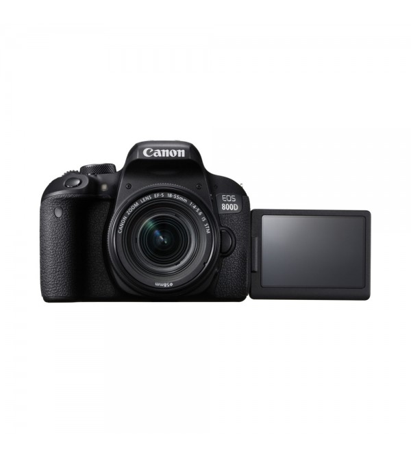 Canon EOS 800D Kit 18-55mm (Promo Cashback Rp 800 000)