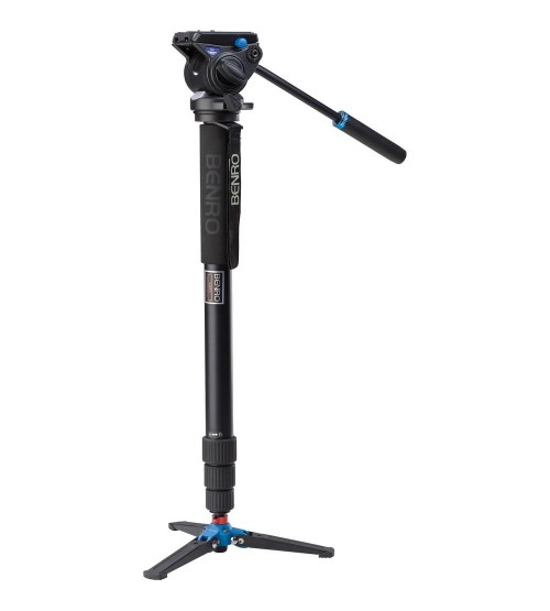 Benro Video Monopod A48TDS4