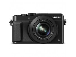 Panasonic LUMIX DMC-LX100 4K Black/Silver