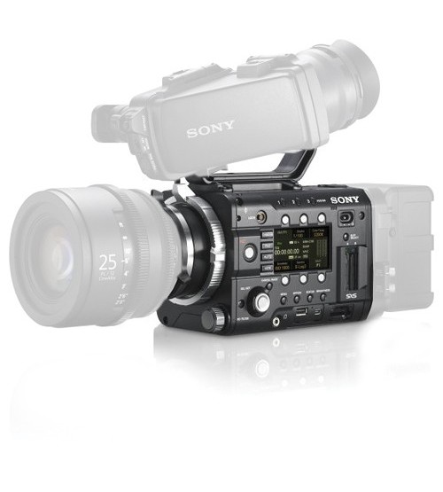 Sony Professional PMW-F55 CineAlta 4K Digital Cinema Camera
